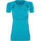 Dynafit Alpine Løbe T-shirt Damer blå